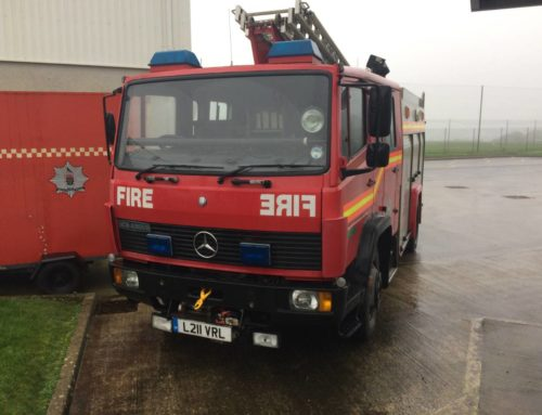 Fire Engine Donation
